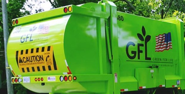 gfl environmental acquires waste industries