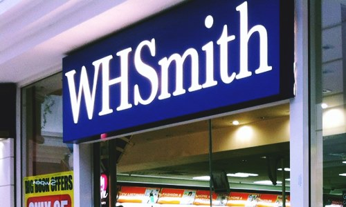 whsmith group pure play