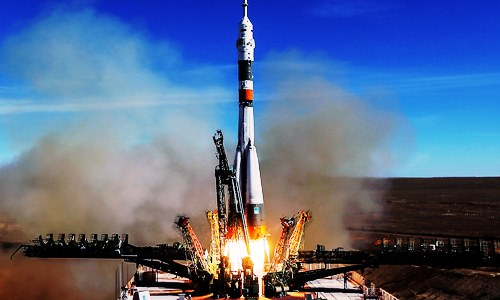 Soyuz carrier rocket successfully launched from Vostochny Cosmodrome