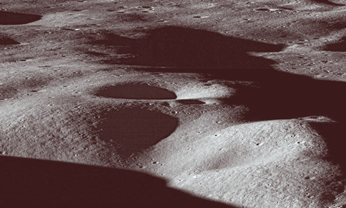 China's Chang'e 4 spacecraft makes historic landing on moon's surface