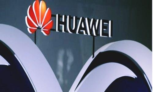 Chinese telecom giant Huawei