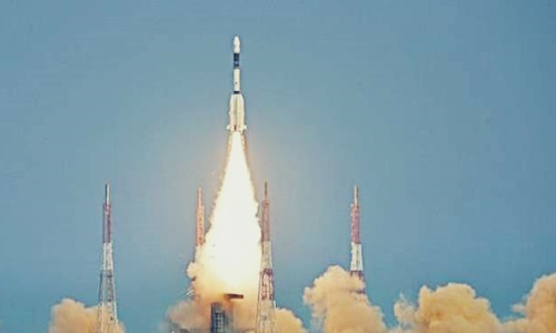India's communication satellite GSAT-31 launched from French Guiana